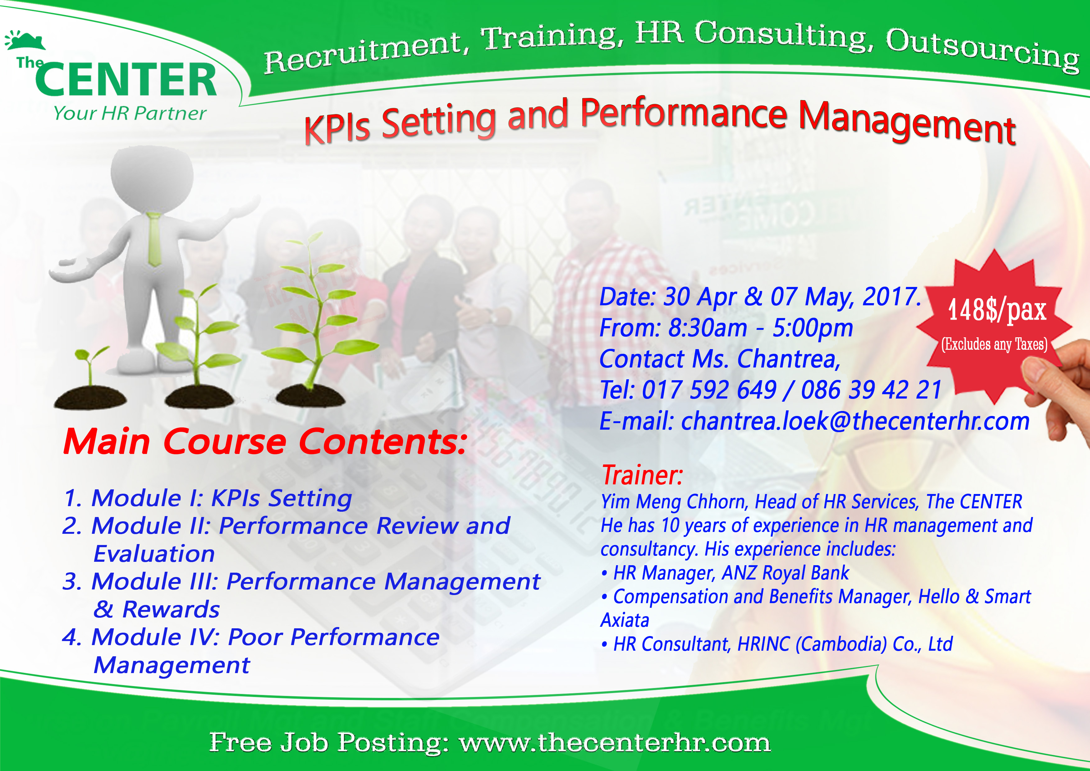 home the center kpis setting and performance management 30 apr 07 2017
